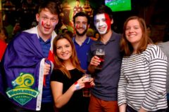 woolshed sports bar cork watch french games