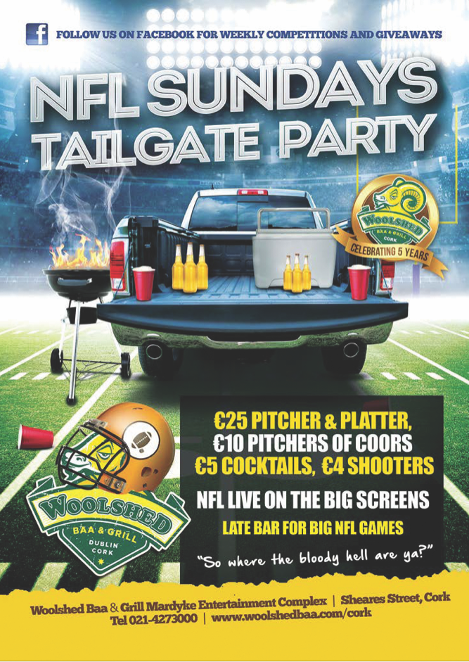 WS NFL Tailgate