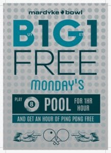buy-get-1-free-mondays-pool_ping-for-billy