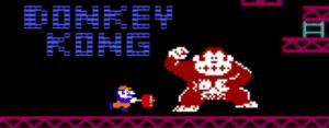 Donkey Kong Barcadia