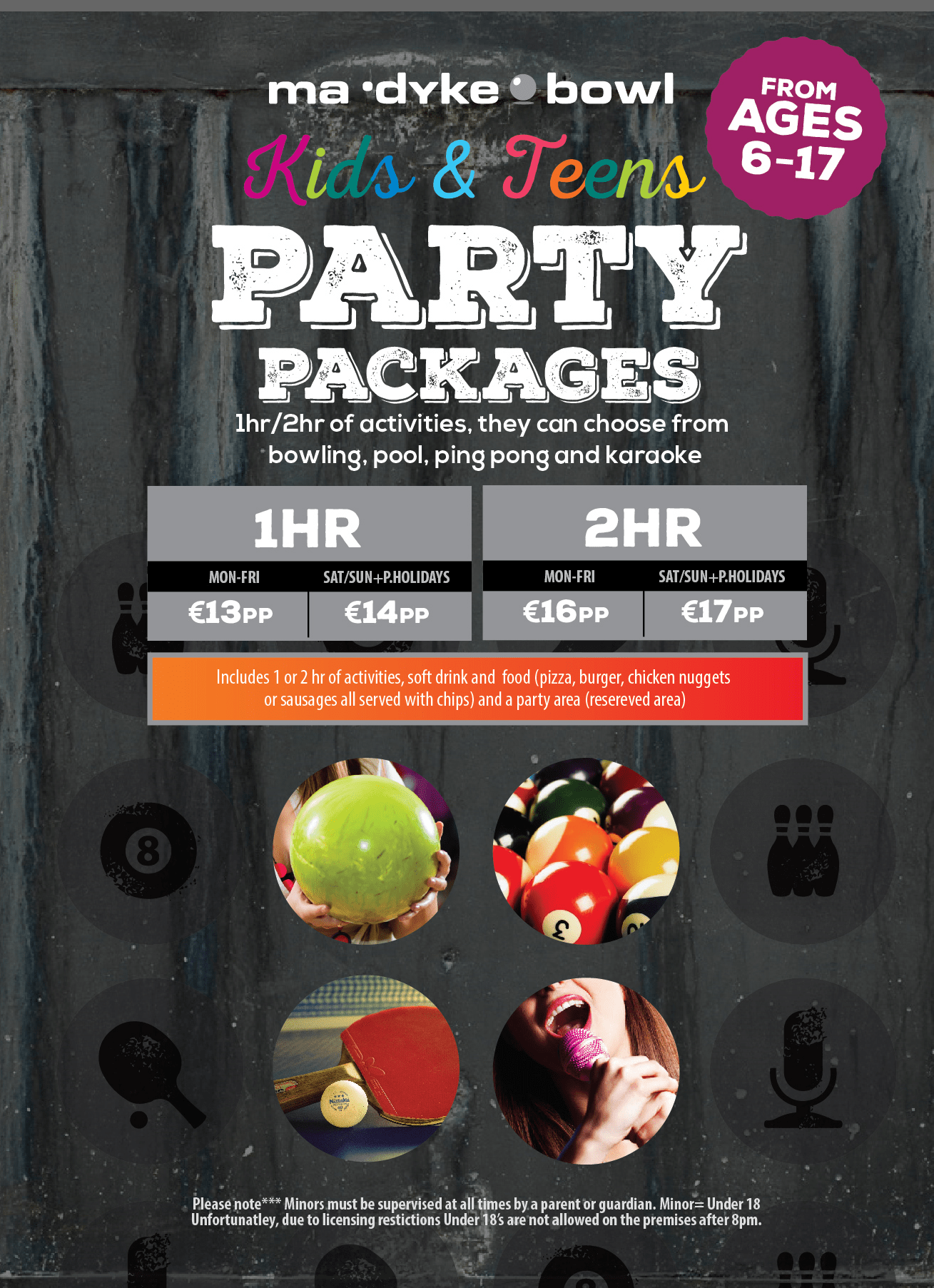 Best Kids Party Package in Cork
