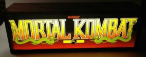 Mortal Combat Arcade Games Barcadia