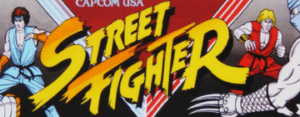 Dtreet Fighter Barcadia Retro Arcade Games