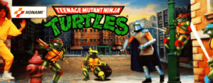 Teenage Mutant Ninja Turtles at Barcadia Arcade games